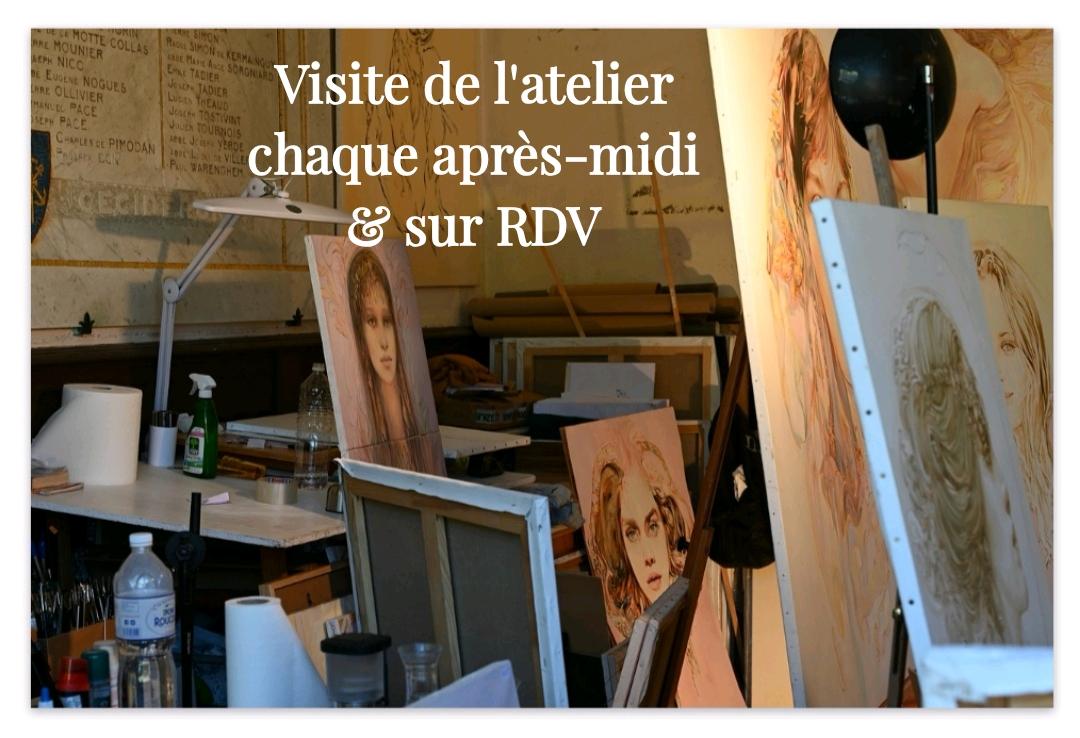 Atelier de Danièle Drapier